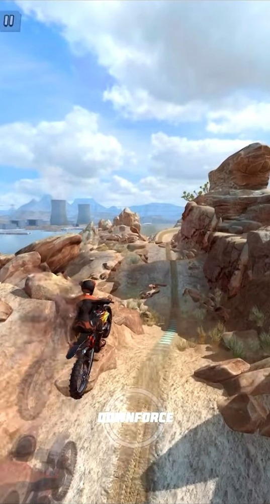 Dirt Bike Unchained Android Game Image 3