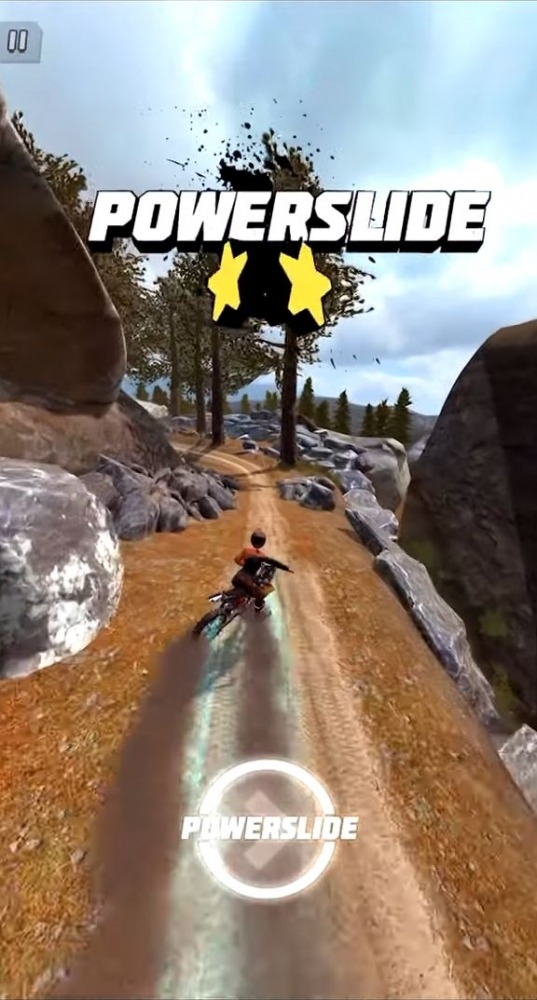 Dirt Bike Unchained Android Game Image 4