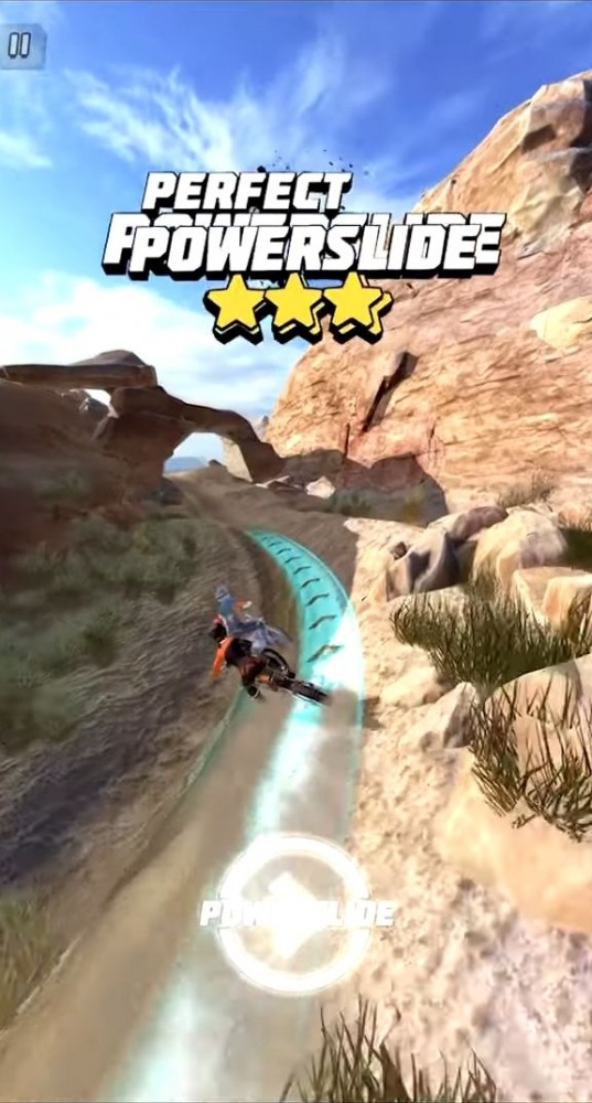 Dirt Bike Unchained Android Game Image 5