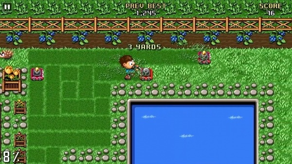 Sunday Lawn Android Game Image 3