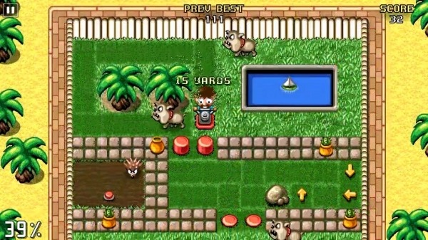 Sunday Lawn Android Game Image 4