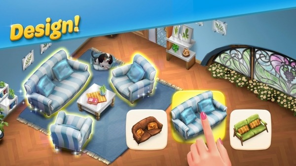 Tuscany Villa Android Game Image 2