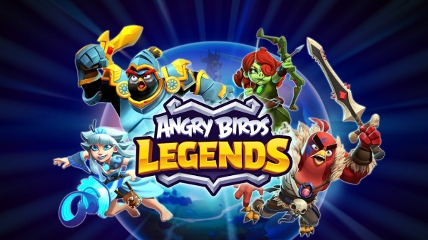 Angry Birds Legends Android Game Image 1