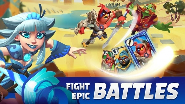 Angry Birds Legends Android Game Image 3