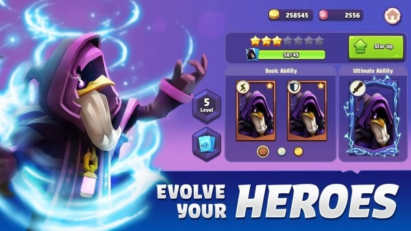 Angry Birds Legends Android Game Image 4