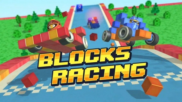 Blocks Racing Android Game Image 1