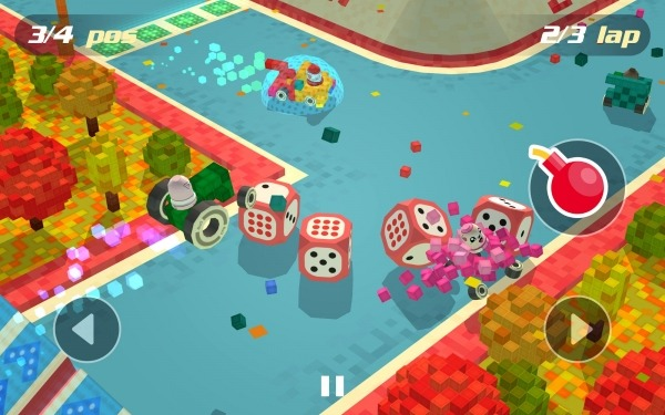 Blocks Racing Android Game Image 3