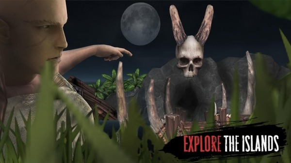 Raft Survival: Lost On Island - Simulator Android Game Image 2