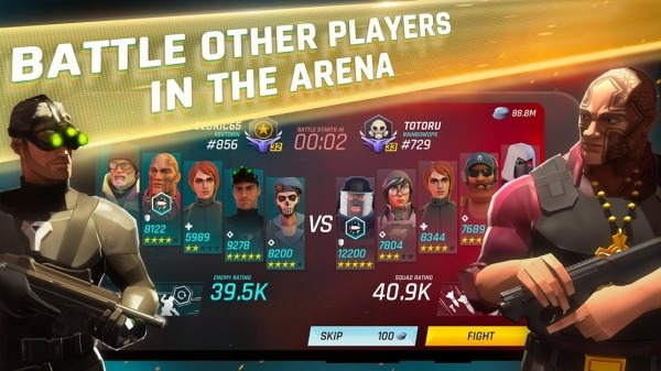 Tom Clancy's Elite Squad Android Game Image 2