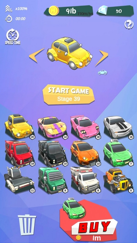 Drift Race Android Game Image 2
