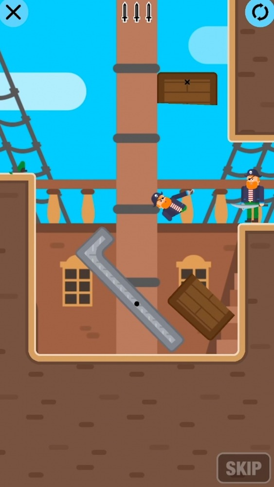 Mr Ninja - Slicey Puzzles Android Game Image 4