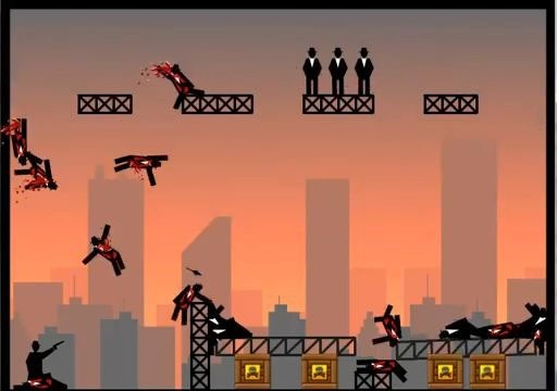 Bullet Ricochet Android Game Image 3