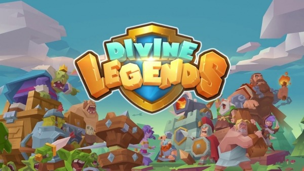 Divine Legends Android Game Image 1