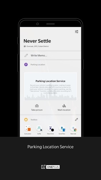 OnePlus Launcher Android Application Image 2