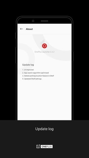 OnePlus Launcher Android Application Image 5
