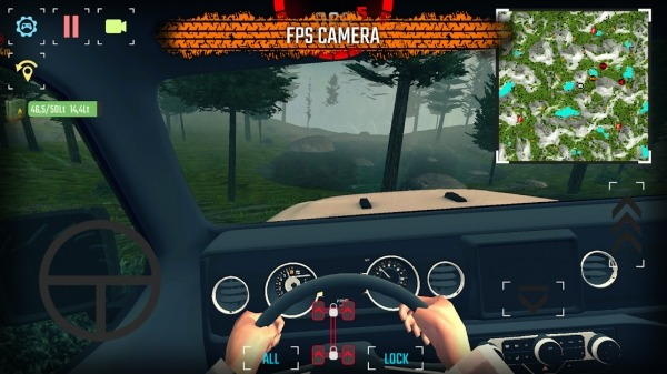 Project: Offroad 2.0 Android Game Image 2