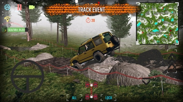 Project: Offroad 2.0 Android Game Image 3