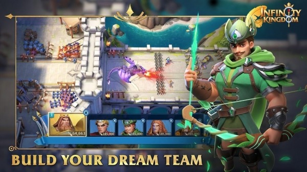 Infinity Kingdom Android Game Image 4