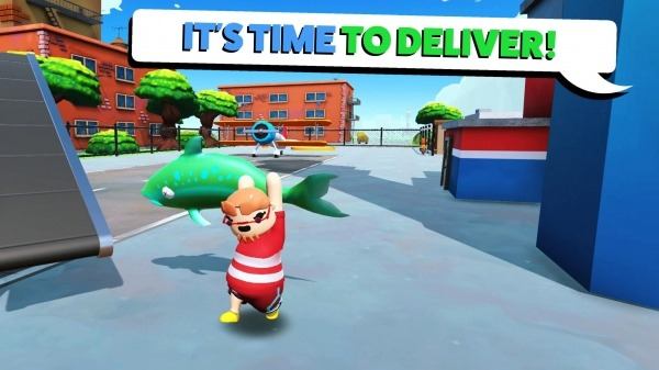 Totally Reliable Delivery Service Android Game Image 5