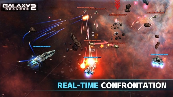 Galaxy Reavers 2 Android Game Image 3