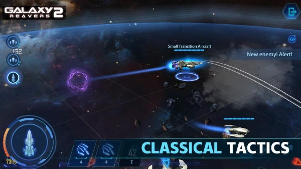 Galaxy Reavers 2 Android Game Image 5