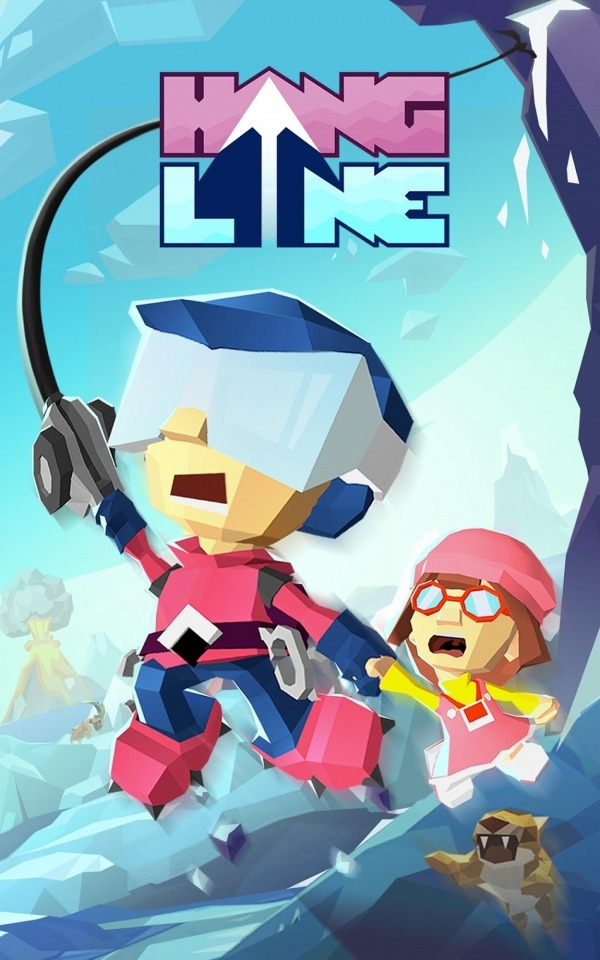 Hang Line: Mountain Climber Android Game Image 1