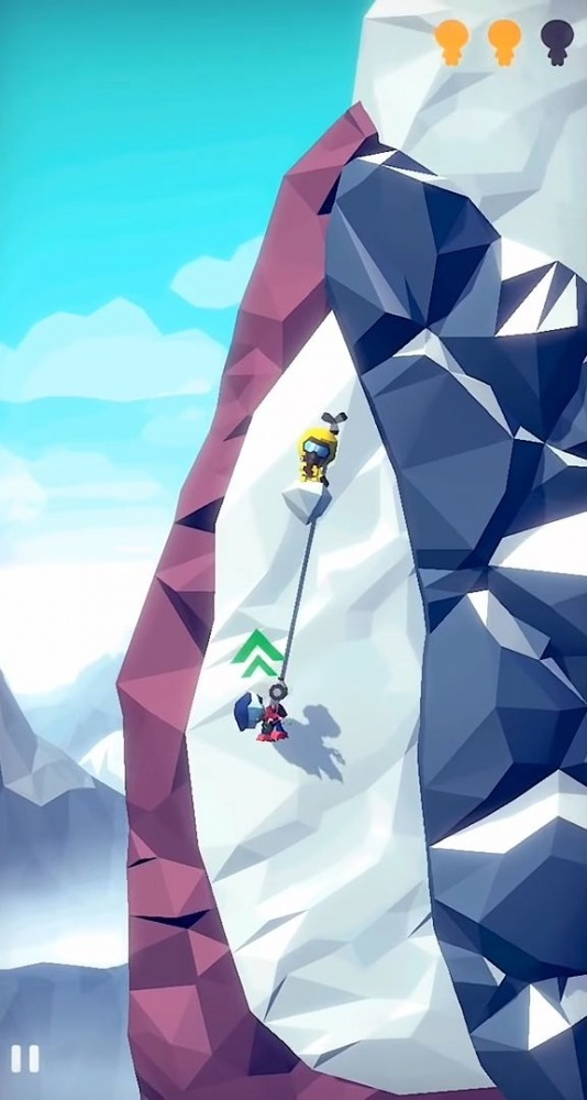 Hang Line: Mountain Climber Android Game Image 4