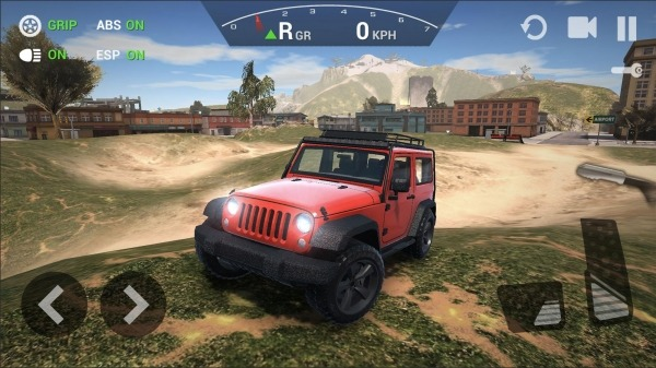 Ultimate Offroad Simulator Android Game Image 1