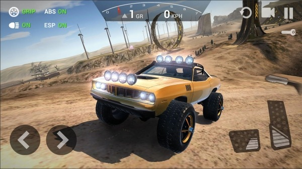 Ultimate Offroad Simulator Android Game Image 2