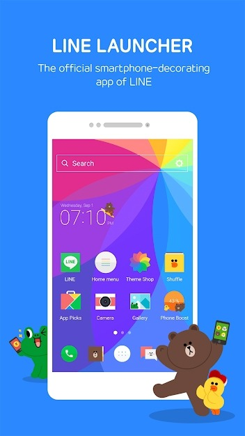 Dodol Launcher Android Application Image 2