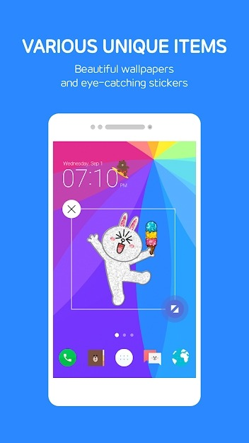 Dodol Launcher Android Application Image 4