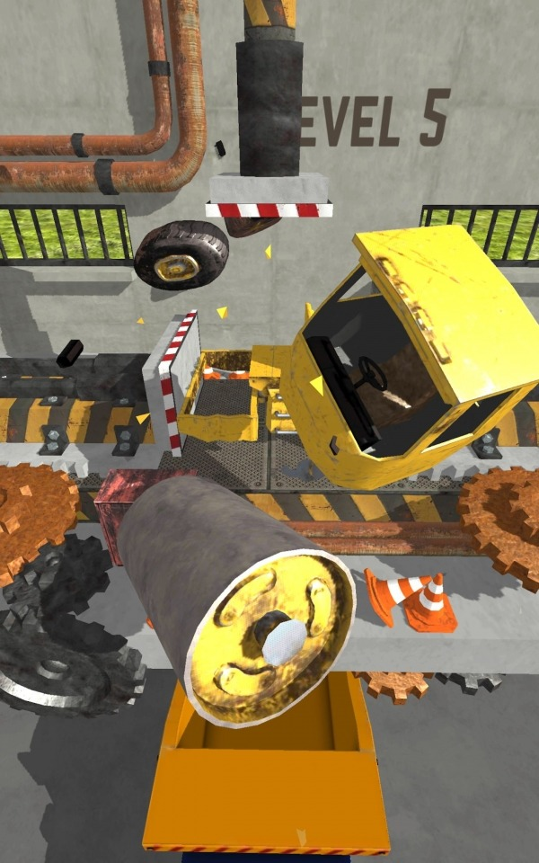 Car Crusher Android Game Image 1