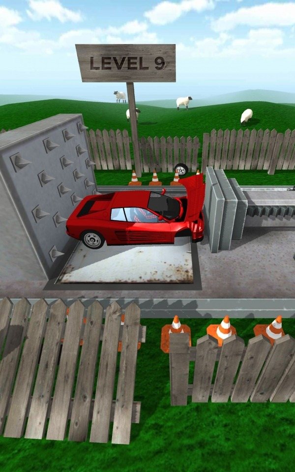 Car Crusher Android Game Image 2