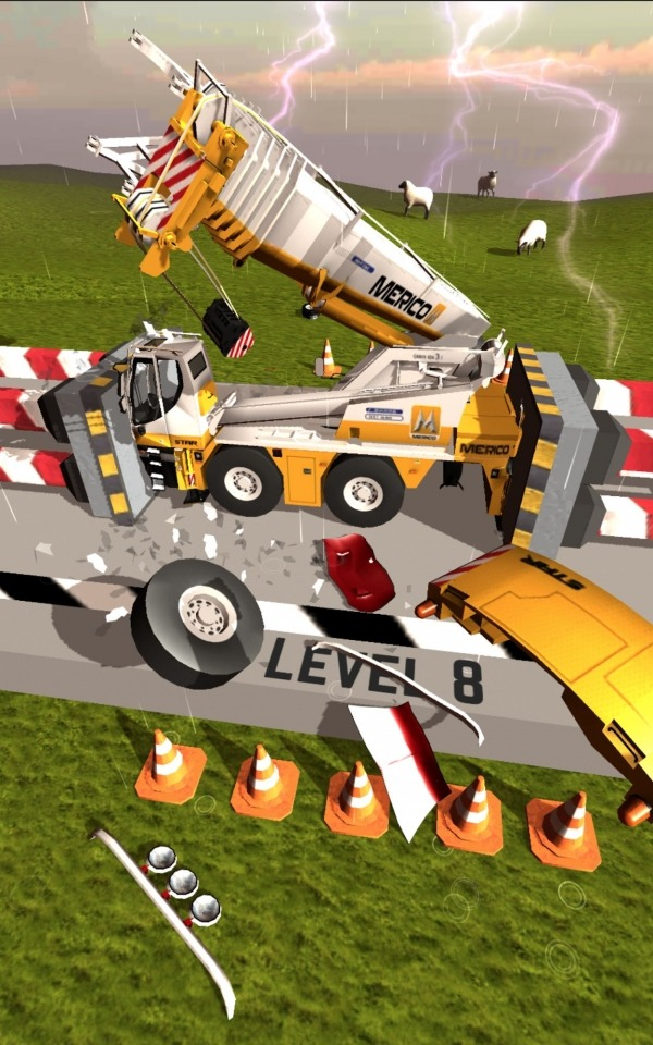 Car Crusher Android Game Image 3