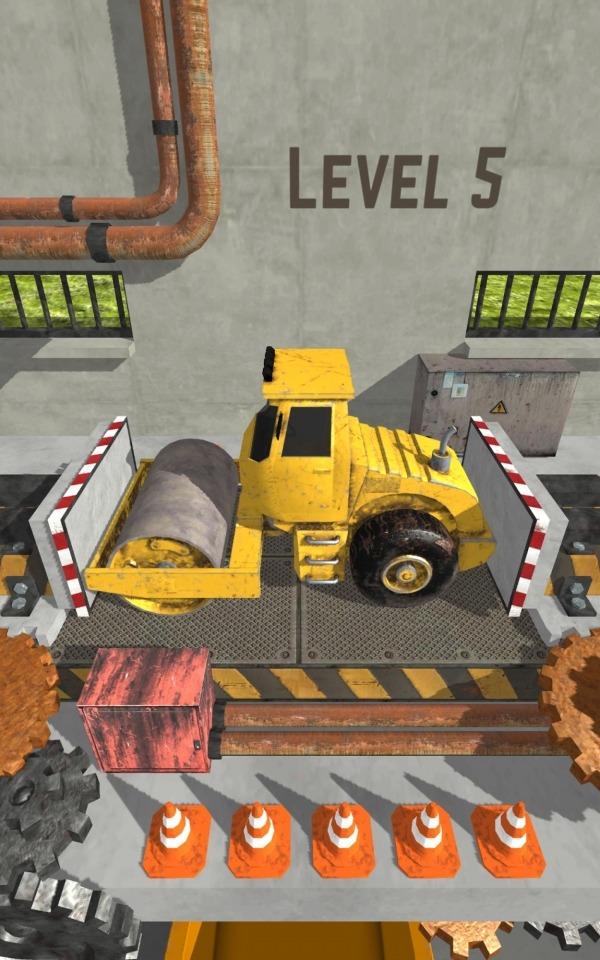 Car Crusher Android Game Image 4