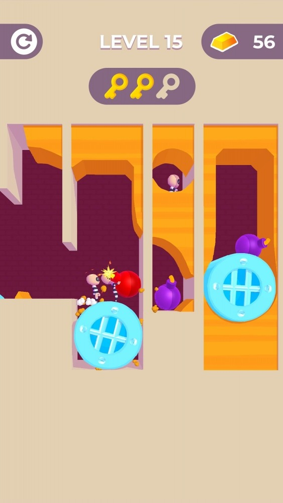 Escape Masters Android Game Image 4