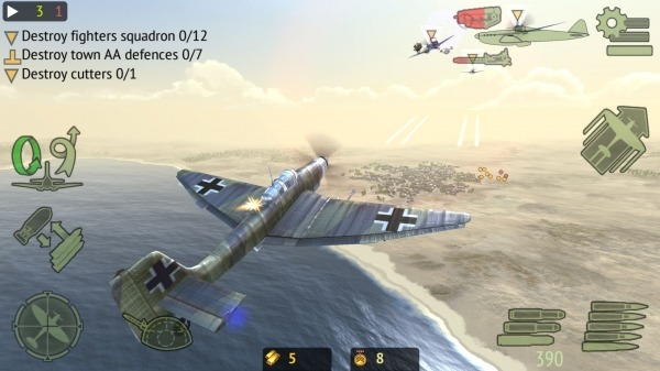 Warplanes: Online Combat Android Game Image 4