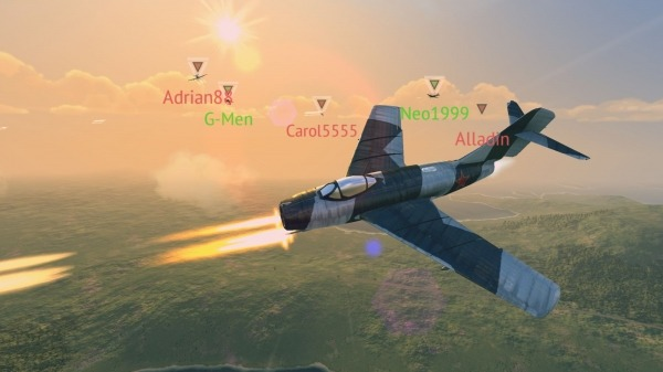 Warplanes: Online Combat Android Game Image 5