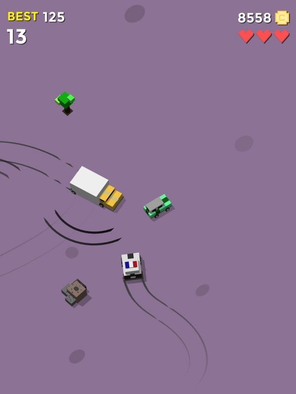 Crash Car - Go To Drift Android Game Image 2