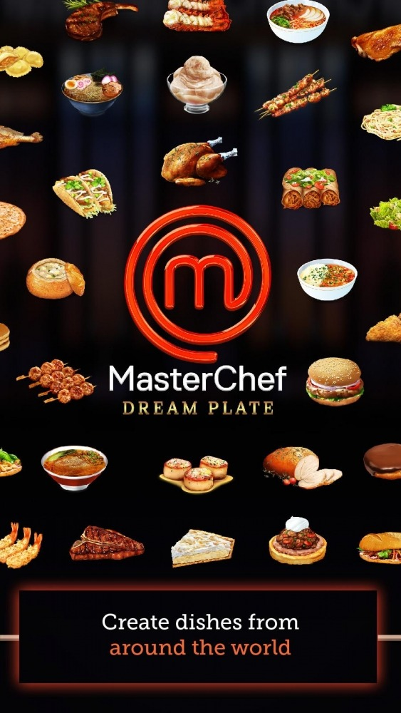 MasterChef: Dream Plate (Food Plating Design Game) Android Game Image 2