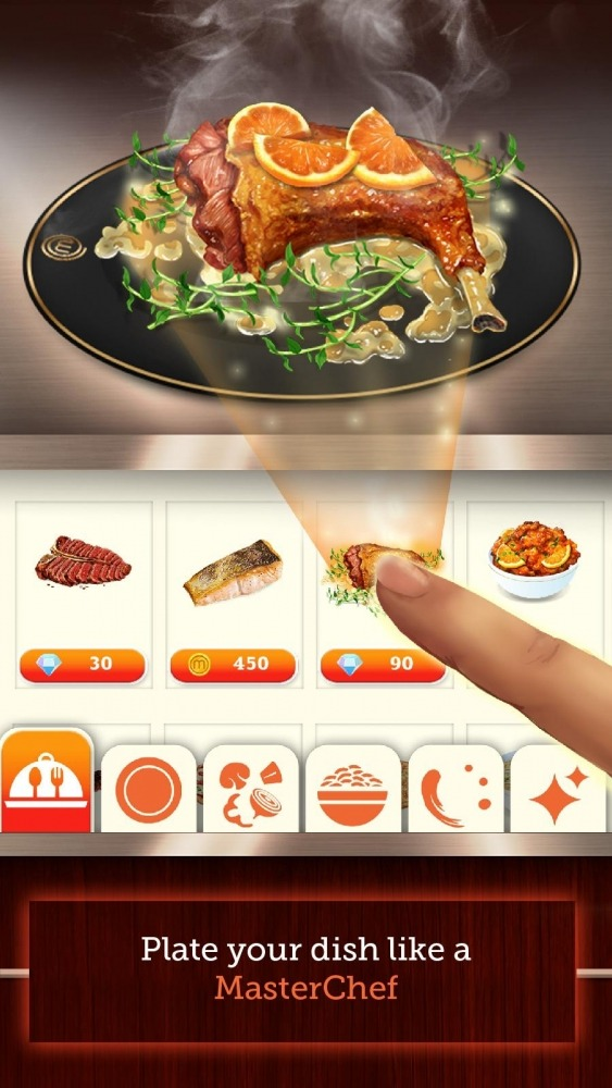 MasterChef: Dream Plate (Food Plating Design Game) Android Game Image 3