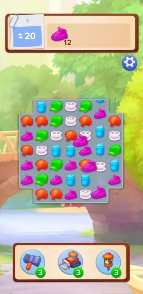 Match Town Makeover: Your Town Is Your Puzzle Android Game Image 2