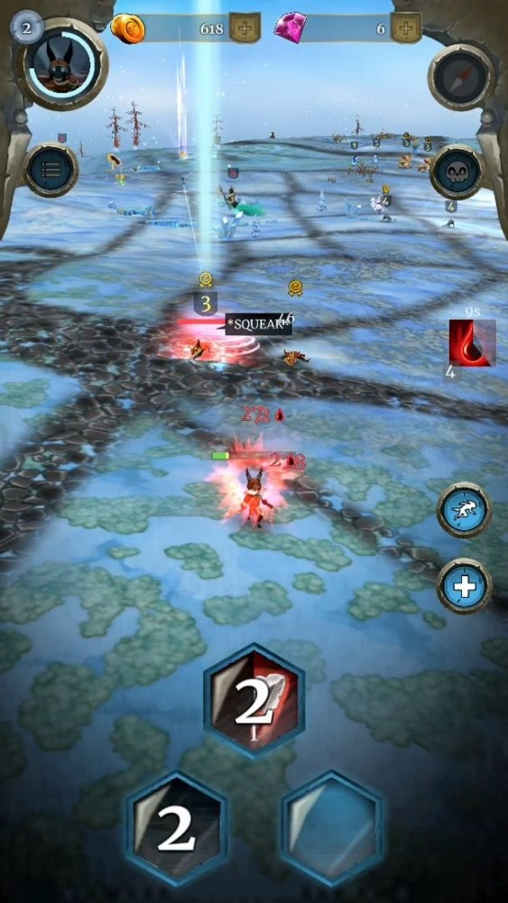 Otherworld Heroes Android Game Image 2