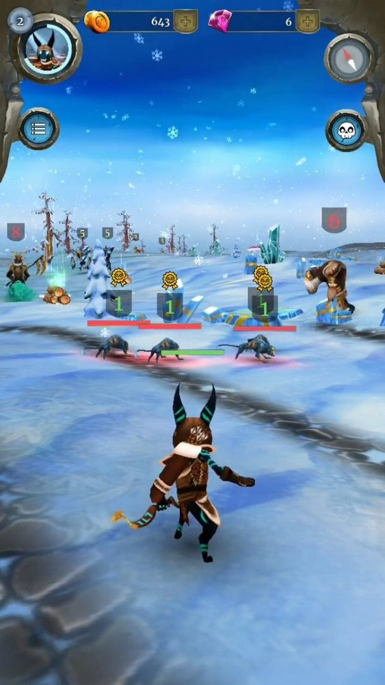Otherworld Heroes Android Game Image 3