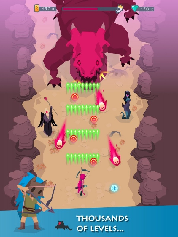 Vikings II Android Game Image 4