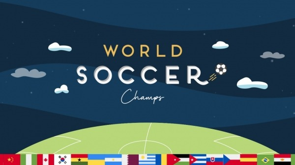 World Soccer Champs Android Game Image 1