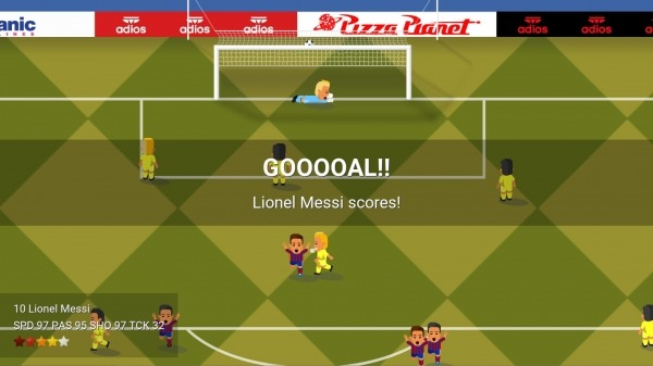 World Soccer Champs Android Game Image 2