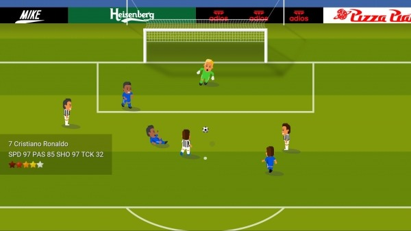 World Soccer Champs Android Game Image 3