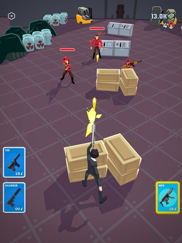 Agent Action Android Game Image 1