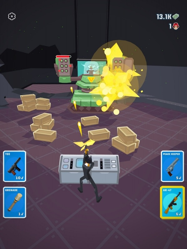 Agent Action Android Game Image 2